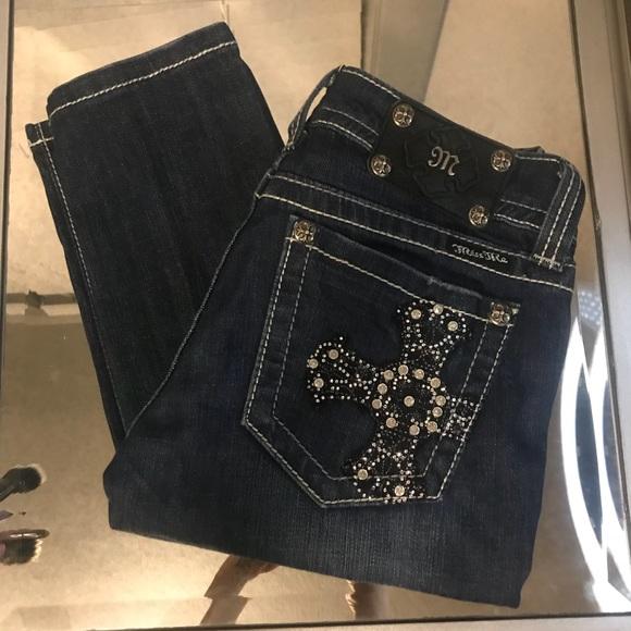 Miss Me Denim - SOLD Miss Me skinny jeans